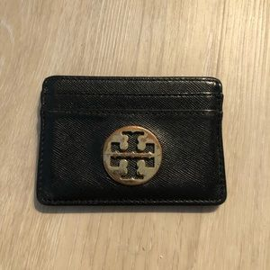 Used Wallet card Tory Burch